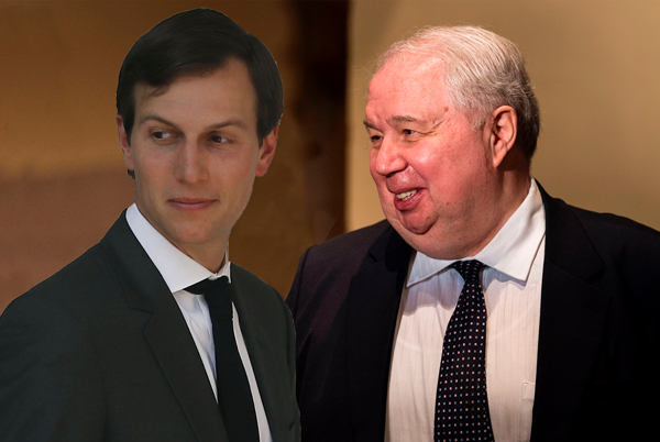 Jared Kushner set up secret network with Russia to simplify his agenda – huh?